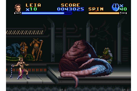 The Best of 'Star Wars' on Nintendo: The SNES games ...