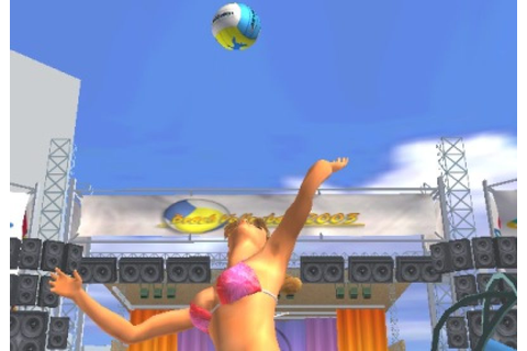 Summer Heat Beach Volleyball (2003) by Acclaim Studios ...