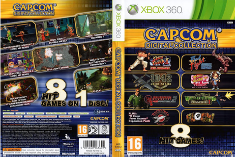 GAMECORE: Capcom Digital Collection