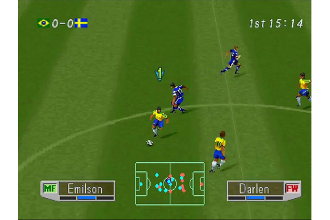 International Superstar Soccer Pro 98 Download Game ...