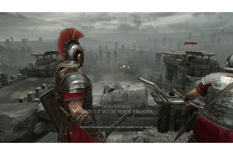 Ryse: Son of Rome PC Galleries | GameWatcher