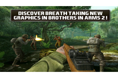 Brothers In Arms® 2: Global Front (Free) - [iOS] Gameplay ...