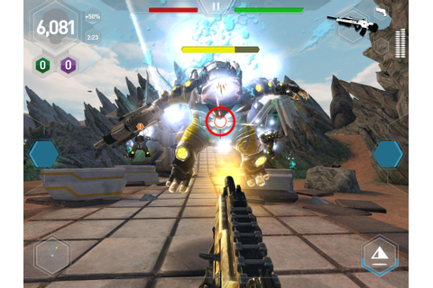 Halo Creators Go Indie With Mobile Shooter Midnight Star ...