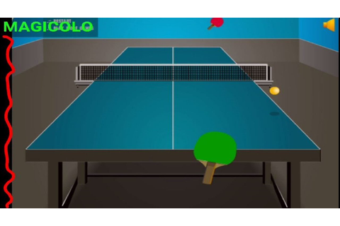 Table Tennis - Free Online Games 2018 - YouTube