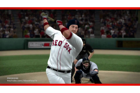 Major League Baseball 2K11 - Premiere Trailer (2011) MLB ...