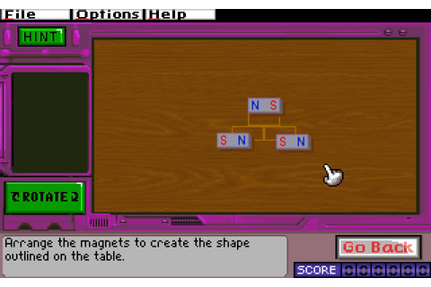 Download Super Solvers: Gizmos & Gadgets puzzle for DOS ...