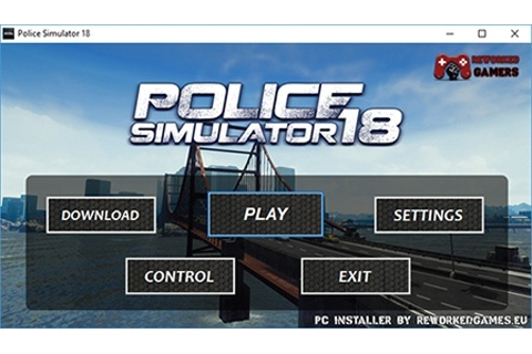 Police Simulator 18 PC Download | Reworked Games