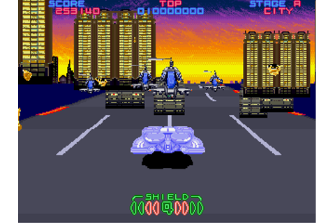 Night Striker - Videogame by Taito