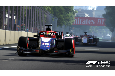 Codemasters adds F2 to official Formula 1 game F1 2019 ...