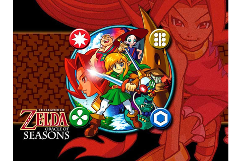 Zelda Oracle Games Coming To US Nintendo 3DS Virtual ...
