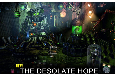 The Desolate Hope for Windows (2012) - MobyGames