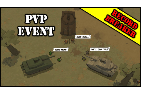 Running with Rifles - PvPvE record breaker event 18.01 ...