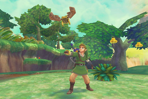 Nintendo tested HD graphics for two other Zelda games as ...