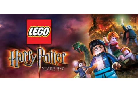 LEGO Harry Potter: Years 5-7 on Steam