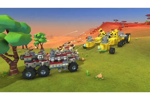 TerraTech Game - Hellopcgames