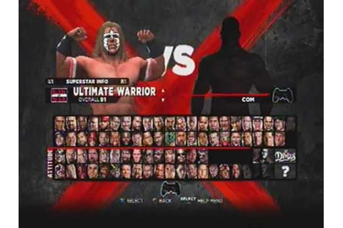 Complete WWE '13 Roster - YouTube
