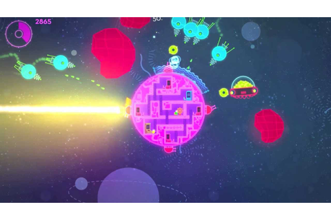 Lovers in a Dangerous Spacetime | First Look Trailer - YouTube