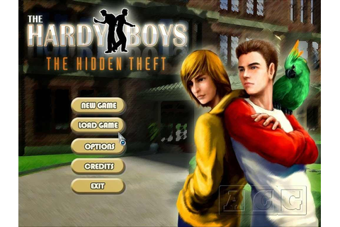 The Hardy Boys The Hidden Theft Download Free Full Game ...