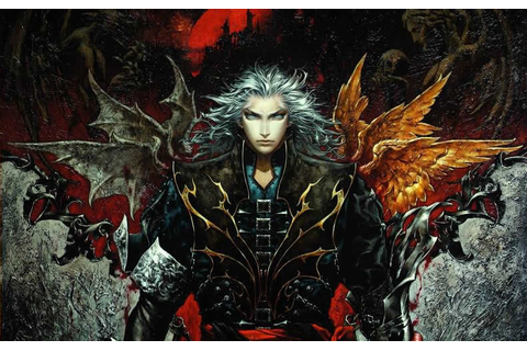 Hard Games: Download Castlevania: Curse of Darkness: PS2 ...
