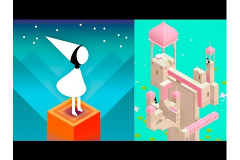 MONUMENT VALLEY - Gameplay Walkthrough Part 1 (iPhone ...