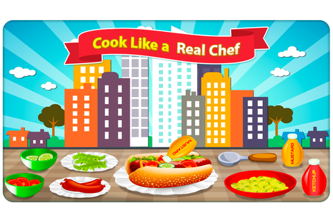 Fast Food Maker Cooking Games - Android Apps on Google Play