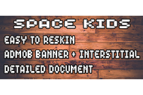 Buy Space Kids Game Arcade For Android | Chupamobile.com
