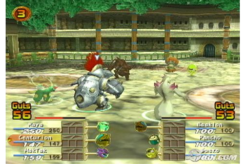 Monster Rancher EVO Screenshots, Pictures, Wallpapers ...