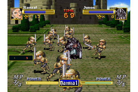 TURN TO CHANNEL 3: Sega Saturn's 'Dragon Force' is a ...
