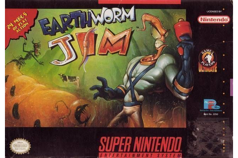 Earthworm Jim 3D ROM - Nintendo 64 (N64) | Emulator.Games
