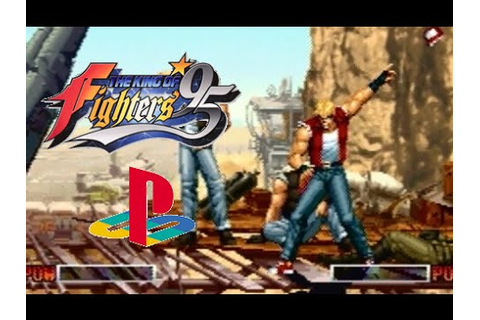 The King of Fighters '95 playthrough (Playstation) - YouTube