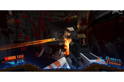Hands-on preview: Strafe is an indie shooter game that's ...