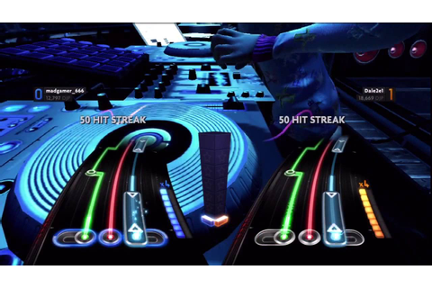 DJ Hero 2: 2013 Expert League Tournament - (MadGamer vs ...
