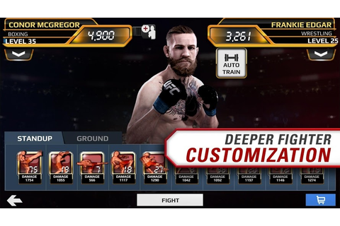 Download EA Sports UFC on PC with BlueStacks
