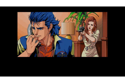 Policenauts (PC-98) - Act 3 Part 6 (End Act 3) - YouTube