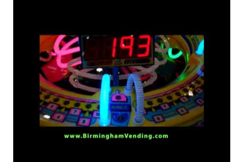 Ice Cyclone Redemption game by Birmingham Vending.flv ...