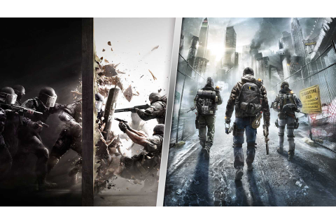 Buy TOM CLANCY'S RAINBOW SIX SIEGE + THE DIVISION BUNDLE ...