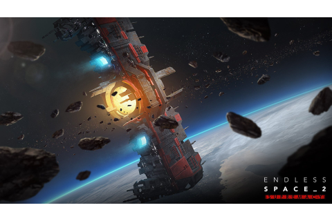 Endless Space 2 Supremacy | PC Game Key | KeenGamer