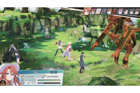 Summon Night 6: Lost Borders Review: A Summon Night to ...