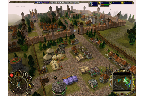 RTS - Warrior Kings re-released on Steam ... | rpg codex ...