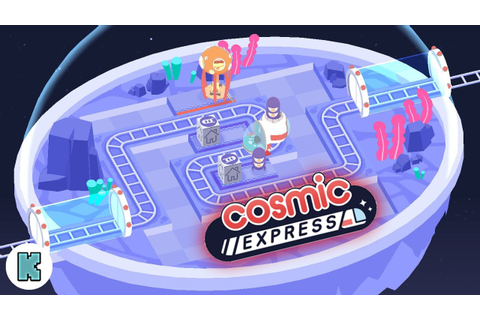 [FR] Cosmic Express Gameplay - Let's play découverte du ...