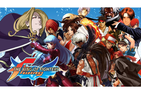 Combos King Of Fighters KOF Wing 1.9 - YouTube