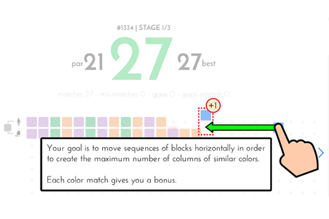 Play Phylo, solve DNA puzzle and help genetic disease research
