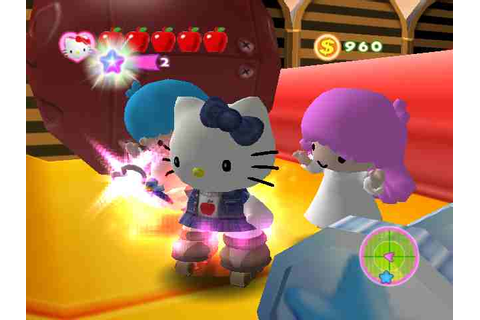 All Hello Kitty: Roller Rescue Screenshots for GameCube ...