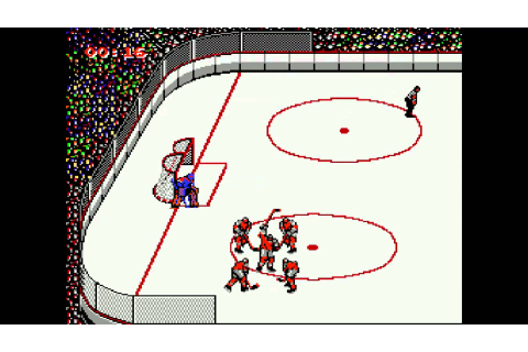Blades of Steel NES - RetroGameAge
