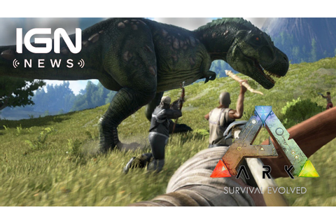 Open-World Dinosaur Survival Game ARK Gets its First ...