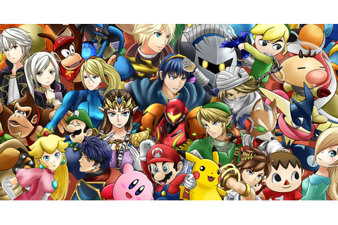 All Super Smash Bros. Games From 1999 to 2018 | Altar of ...