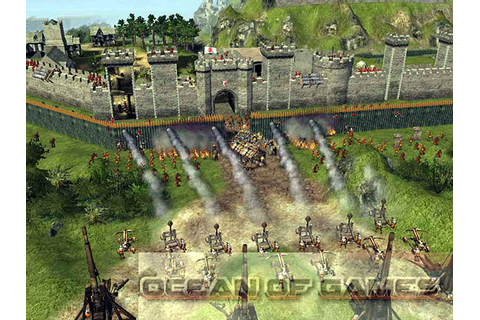 Stronghold Legends Free Download