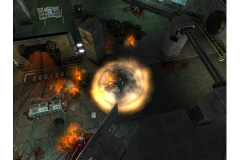 Shadowgrounds Survivor (2007) by Frozenbyte Windows game