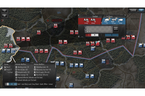 Drive on Moscow ressort sur PC | Gazette du wargamer