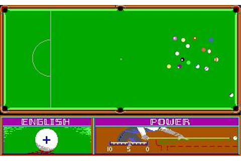 Rack 'em Download (1988 Sports Game)